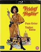 Friday Foster [Blu-ray] [DVD][Region 2]