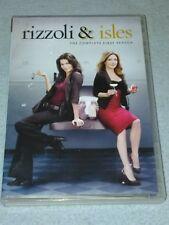 Rizzoli And & Isles - complete Season 1 DVD