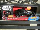 Hot Wheels Star Wars R/C Darth Vader Remote Control Car Mattel NEW