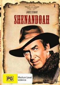 NEW Shenandoah DVD Free Shipping