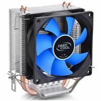 LGA1155 Fan FM2 Cooler CPU For Intel LGA1150 AM3+ Quiet Cooling Heatsink