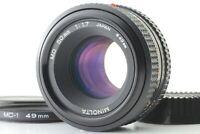 Minolta MD Rokkor 50mm f1.7 MF Lens from JAPAN