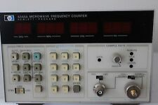 HP Microwave Frequency Counter 5343A Option 001