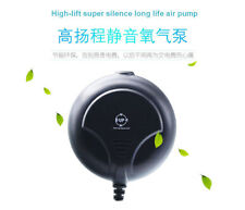 110V-230V aquarium High lift Air pump fish tank oxygen silent mini long life