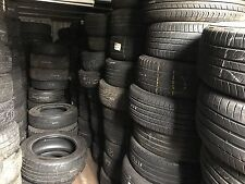 Wholesale PartWorn Tyres -available All £6.00 Each