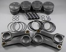 NIPPON RACING HONDA P30 PISTON SCAT CONNECTING ROD KIT PISTONS B16 B20 JDM 84mm