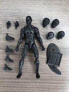 H.A.C.K.S Vitruvian Series 1 Action Figure Blank Male Body Boss Fight #100506