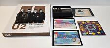 U2 -TICKET, Book & CD (The Joshua Tree Tour '87 & Zoo TV Tour '93)