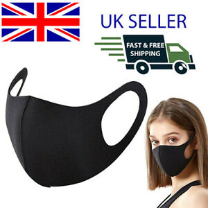 Face Mask Reusable Washable Breathable High Quality Masks Shield Cover
