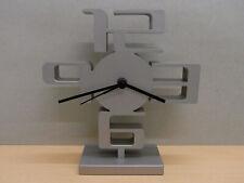 Umbra Design small time Desk Clock Nickel