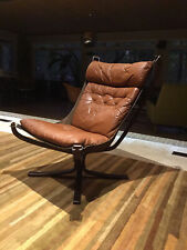 Mid-Century Modern Falcon Chair by Sigurd Resell