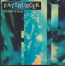 "FATTBURGER CD: ""ONE OF A KIND"" 1986, 1993 REISSUE"