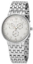 Skagen SKW6231 Ancher Silver Dial Stainless Steel Chronograph Women's Watch