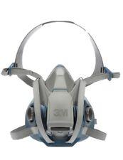 3m 6503ql Large Rugged Comfort Facepiece Respirator Reusable No Filter