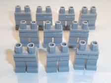 Lego version Jambes Courtes x 10 Marron Clair