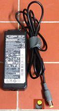 Cargador Original 20V 4.5A 92P1104 92P1110 para Lenovo ThinkPad X201