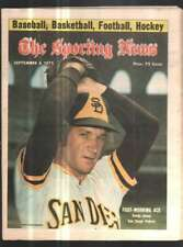 The Sporting News Newspaper Sep 6, 1975 Fast-Working Ace Randy Jones