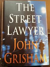 The Street Lawyer by John Grisham (1998, Hardcover) Excellent - No Dog Ears!