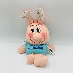 Russ Wilbur & Friends You Made Me Hop Hop Hoppy Taiwan Bean Bag Toy 1980