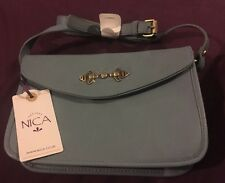 Bnwt Nica Across Body Powder Blue Bag