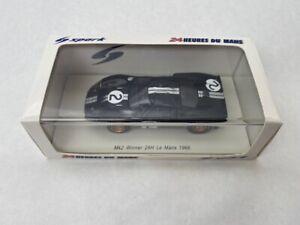 1/43 Spark Ford GT40 Mk2 Le Mans Winner 1966