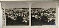 Panorama Da Roma Italia Fotografia Stereo Vintage Analogica