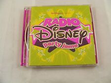 Walt Disney Radio Party Jams CD DVD Classic 90s Great Childrens ALY AJ EVERLIFE