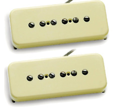Seymour Duncan Antiquity P90 Soapbar Cream Set ( FREE WORLDWIDE SHIPPING )