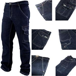 Arbeitshose Jeans Goodyear Bundhose Denim Schutzkleidung Hose Gr. 46 - 58