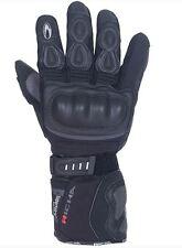 Richa Arctic Men's & Ladies Textile Leather W/Proof Motorcycle Gloves Sz DL