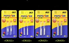 CR311 CR322 CR425 CR435 Battery for rod tip light sea freshwater fishing