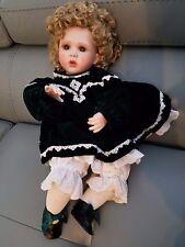 "Hamilton Collection Doll ""Hope"" by Artist Connie Walser Derek 1993"