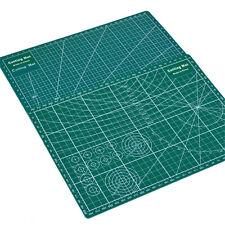 PVC Cutting Mat A4 Durable Self-Healing Cu Pad Patchwork Tool Handmade AT