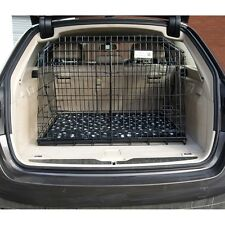 Pet World BMW 5 SERIES CAR BOOT DOG CAGE TRAVEL PUPPY SLOPING CRATE PET SAFETY