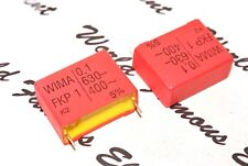 2pcs - WIMA FKP1 0.1uF (0,1µF) 630V 5% pitch:27.5mm Capacitor
