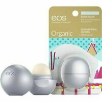 EOS Evolution Of Smooth Organic Lip Balm 7g - First Snow, Christmas Edition