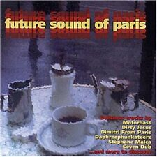 Future Sound of Paris (1997) Nature, Motorbass, Trankilou, Dimitri from P.. [CD]