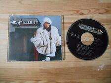 CD Hiphop Missy Eliott - Gossip Folks (4 Song) Promo VIOLATOR ELEKTRA