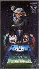 Paul McCartney   Wings  -- The Final EGG --    4 DVDs Box Set