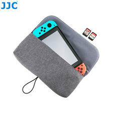 JJC Polyester Carrying Case Bag Pouch Storage for Nintendo Switch Joy-Cons