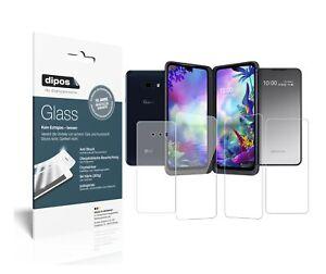 Screen Protector for I LG G8X ThinQ Dual Screen I Flexible Glass I 9H I dipos