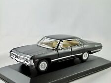 "1967 Chevrolet Impala Sport Sedan  ""Supernatural""  / Kinsmart 1:43"
