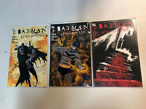 Batman Gotham County Line (2005) #1 2 3 1-3 VF/NM Complete Set Scott Hampton art