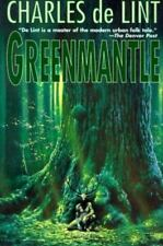 Greenmantle by Charles de Lint (1998, Paperback, Revised)