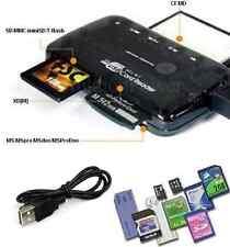 26-IN-1 USB 2.0 Kartenlesegerät Speicherkarten Card Reader für CF/SD/xD/MS/SDHC