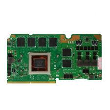 For Asus G750JX Laptop Video card 60NB00N0-VG1060 Geforce GTX 770m 3GB GDDR5