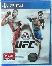 UFC PS4 Sony Playstaion 4