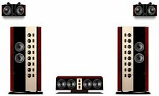 Swans 2.6+ Home Theater PAIR CHRISTMAS SPECIAL Dealer cost! ONLY UNTIL Dec 24th!