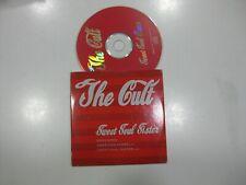 THE CULT CD SINGLE ENGLAND SWEET SOUL SISTER 1990