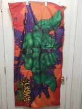 Vintage Incredible Hulk, Hulk Angry Sleeping Bag
